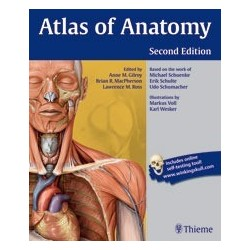Gilroy Atlas of Anatomy 2. edition