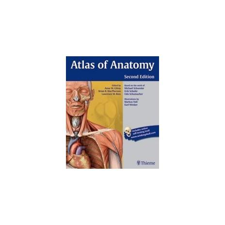 Gilroy Atlas of Anatomy 2. edition
