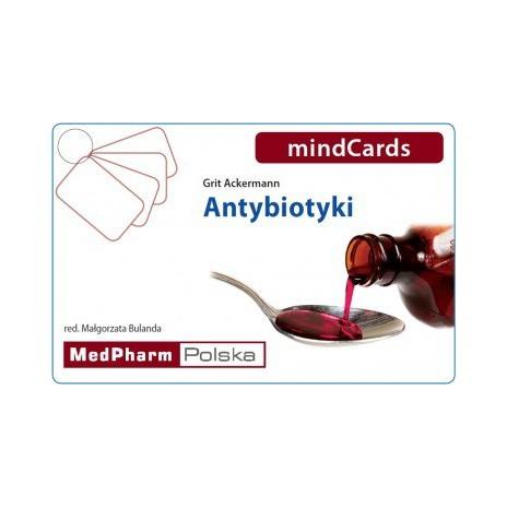 Antybiotyki mindCards