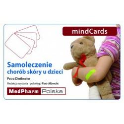 Samoleczenie chorób skóry u dzieci. mindCards