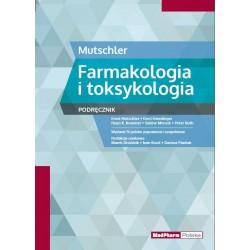 FARMAKOLOGIA I TOKSYKOLOGIA Mutschlera IV wyd.