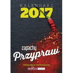 Kalendarz Zapachowy 2017 r. Zapachy PRZYPRAW