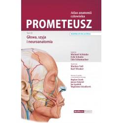 PROMETEUSZ Atlas anatomii człowieka Tom III. Głowa, szyja i neuroanatomia. Nomenklatura łacińska