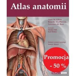 Gilroy Atlas Anatomii człowieka