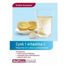 Cynk i witamina C - Połączenie sił w walce z przeziębieniem