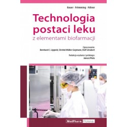 Technologia postaci leku z elementami biofarmacji