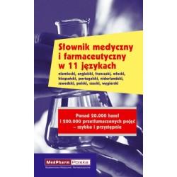 Słownik medyczny i farmaceutyczny w 11 językach