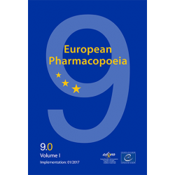 European Pharmacopoeia, 9th edition 2017 (9.0-9.2.) PRINT