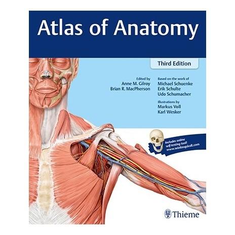 Gilroy 3.ed. Atlas of Anatomy