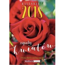 Kalendarz Zapachowy 2018 r. Zapachy KWIATÓW