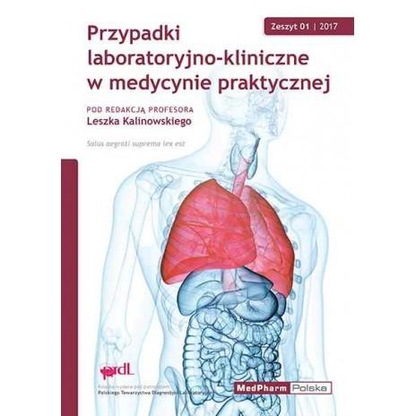 Przypadki laboratoryjno - kliniczne w medycynie praktycznej