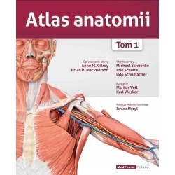 Atlas Anatomii - Gilroy Tom I