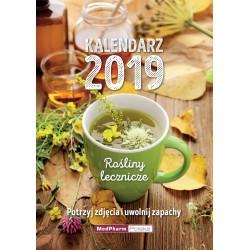 Kalendarz Zapachowy 2019 r. Zapachy roślin leczniczych