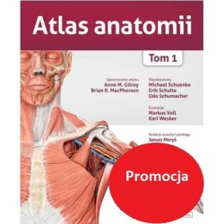 Atlas Anatomii - Gilroy Tom 1