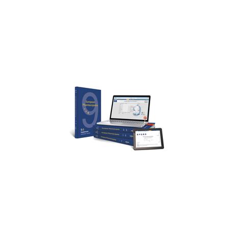 European Pharmacopoeia 9th Edition 2017 (9.3.-9.5.) DOWNLOAD